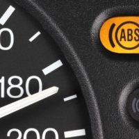 Image of a dashboard with ABS