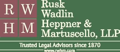 Rusk Wadlin Heppner & Martuscello, LLP