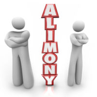 New alimony law
