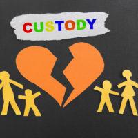 Custody sign