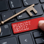Button that reads product recall