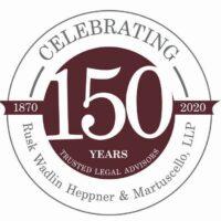 150th Anniversary Logo